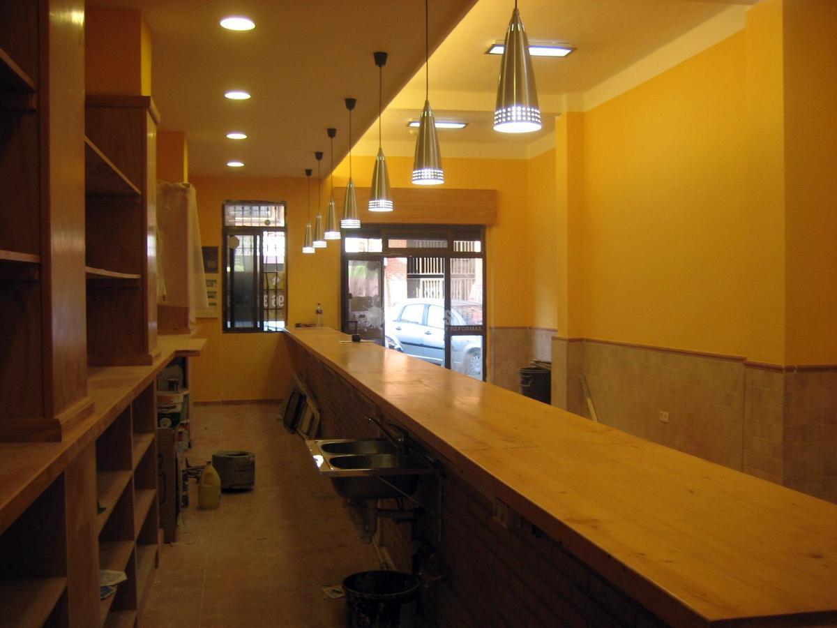 Proyecto de actividad cafe bar ideas arquitectos t cnicos - Proyecto bar cafeteria ...