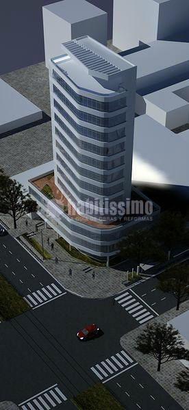 Proyecto edificio y locales comerciales