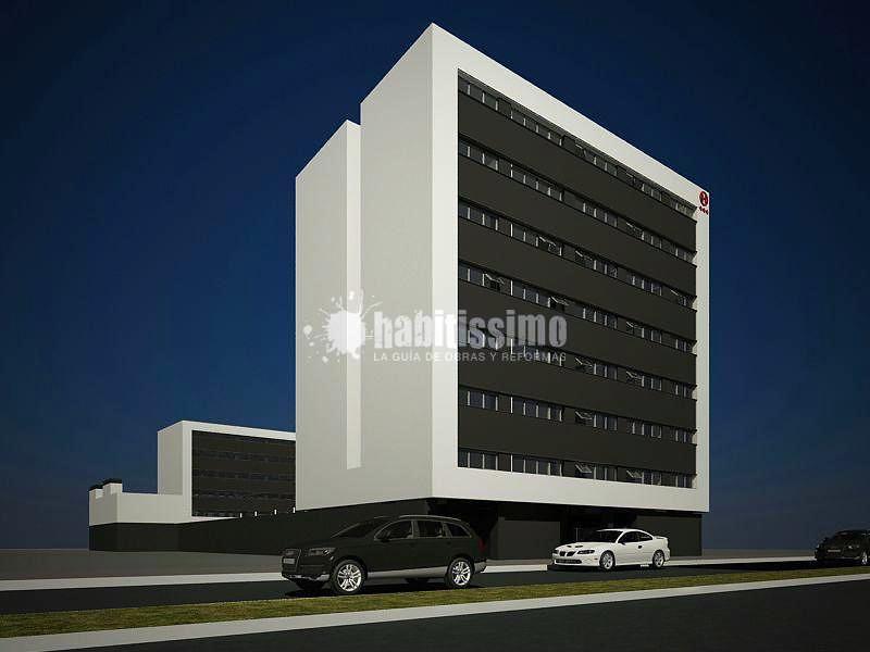 Proyecto apart hotel, viviendas colectivas, oficinas y locales comerciales