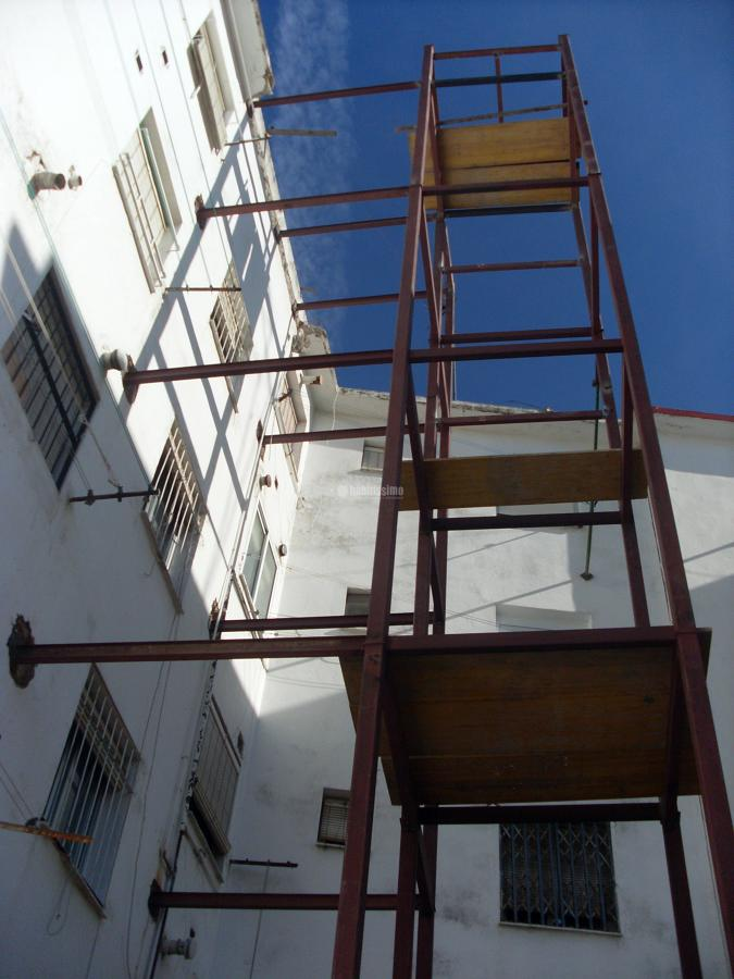 Instalacion de ascensores en edificios existentes