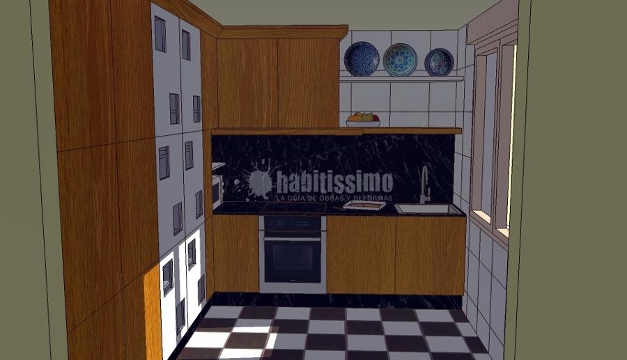 Proyecto de cocina ideas carpinteros for Proyectos de cocina