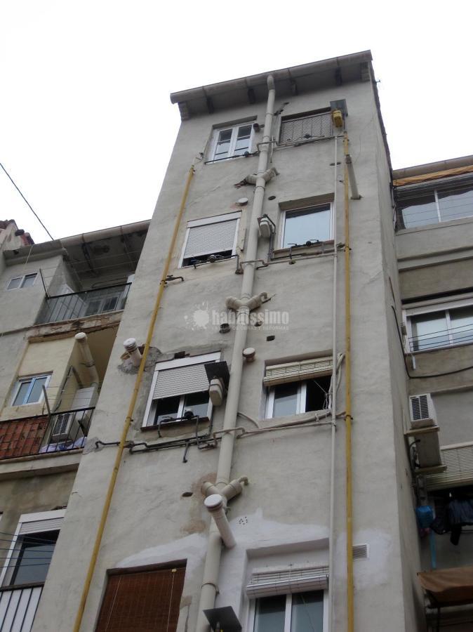 Rehabililtación edificio Calle Cadiz