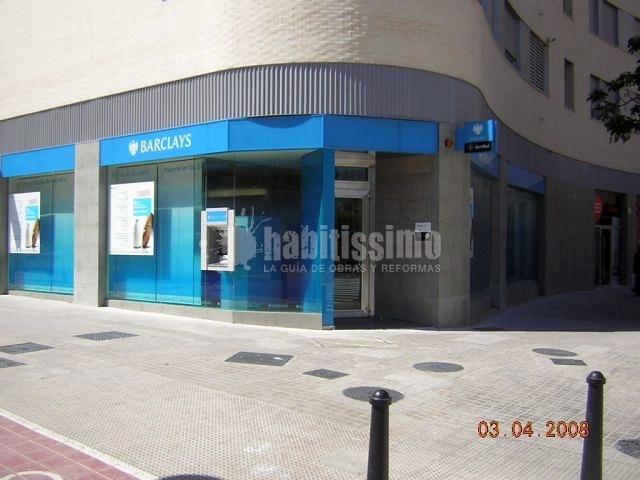 nuevas oficinas barclays bank ideas reformas locales