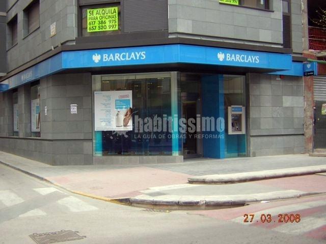 Foto nuevas oficinas barclays bank de bojuna sl 100854 for Barclays oficinas madrid