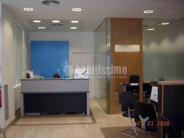 Nuevas oficinas barclays bank proyectos reformas locales for Barclays oficinas madrid