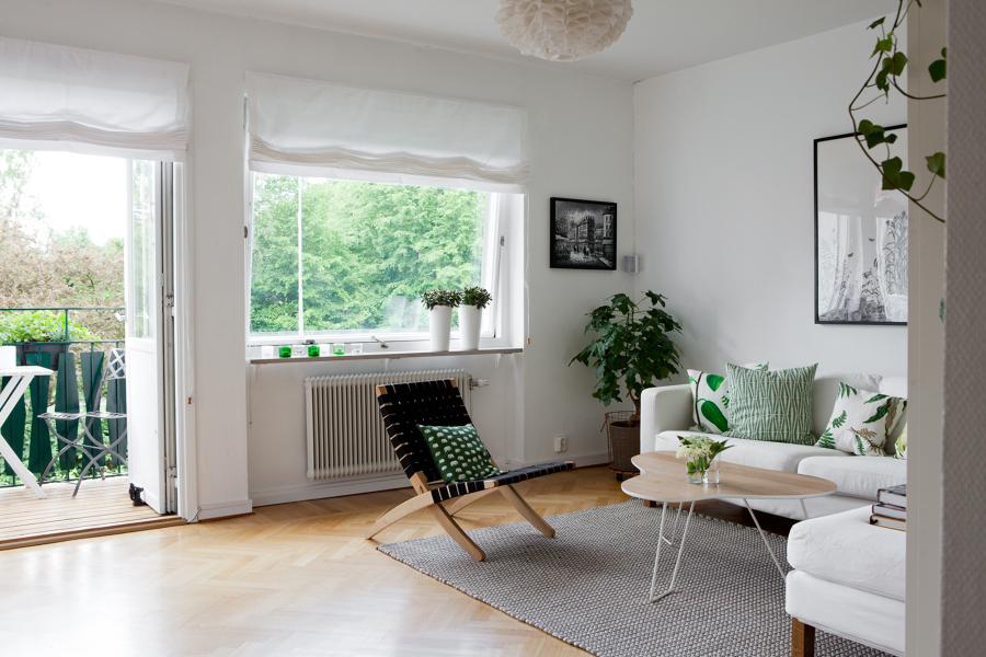 5 razones para crear con plantas tu propio oasis en casa for Plantas salon decoracion