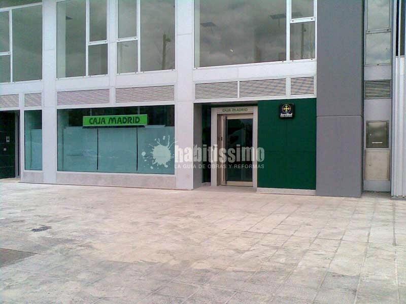 Foto oficinas caja madrid de bojuna sl 100879 habitissimo - Oficina virtual de caja espana ...