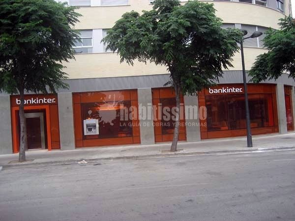 oficina bankinter ideas reformas locales comerciales