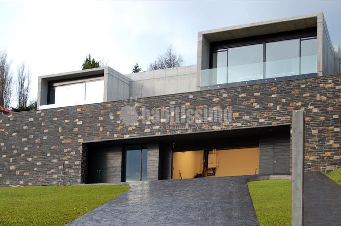 Viviendas unifamiliares ideas construcci n casas - Proyectos casas unifamiliares ...