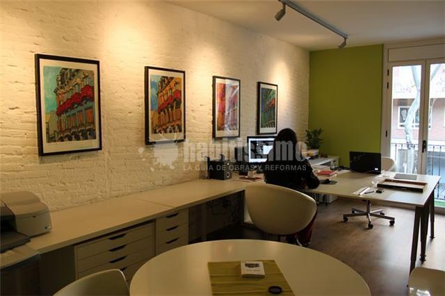 Despacho profesional ideas decoradores - Decorar despacho profesional ...