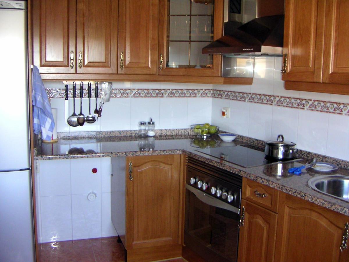 Foto reforma cocina de obras dal 107131 habitissimo - Reformas cocinas sevilla ...