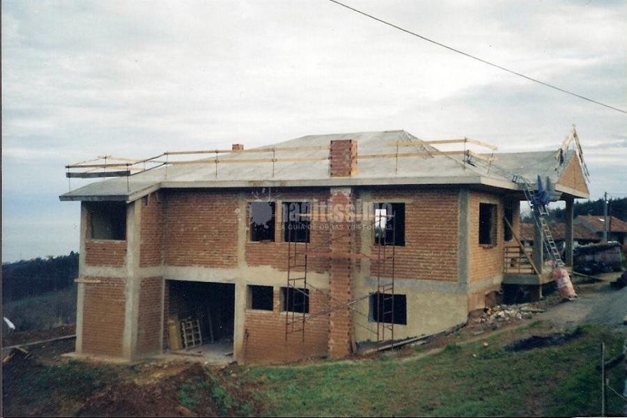 Construccion de vivienda unifamiliar