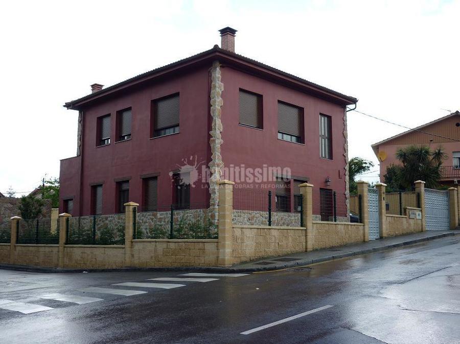 Reforma de vivienda unifamiliar en Oviedo