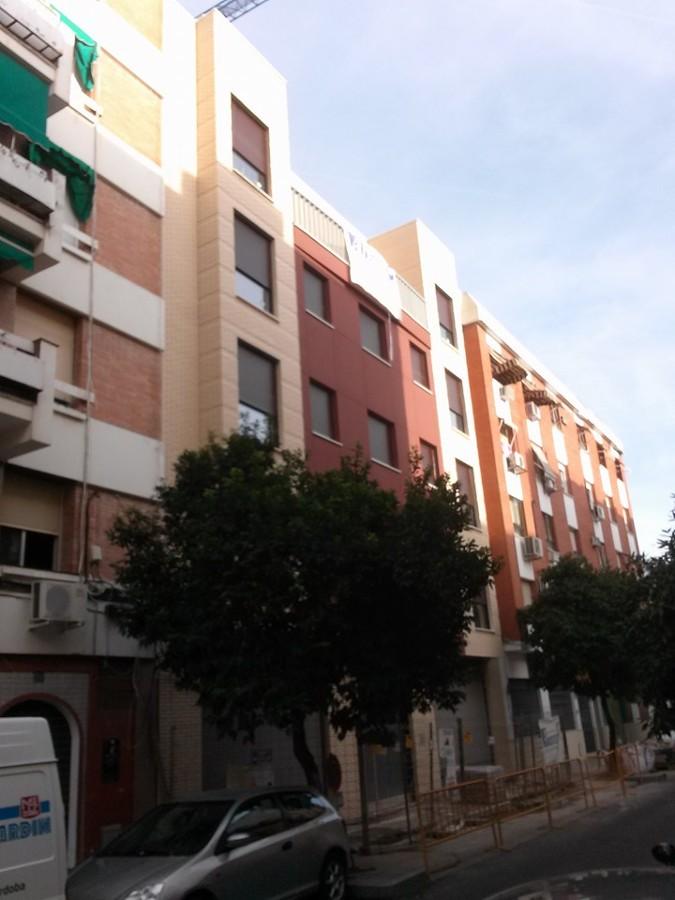 8 viviendas trasteros y garajes en c rdoba c infanta do a mar a ideas arquitectos - Arquitectos en cordoba ...
