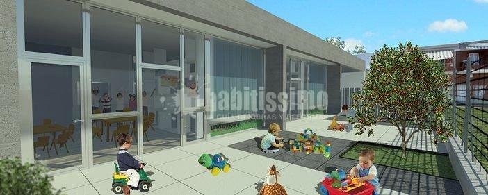 Proyecto para una escuela infantil primer ciclo municipal