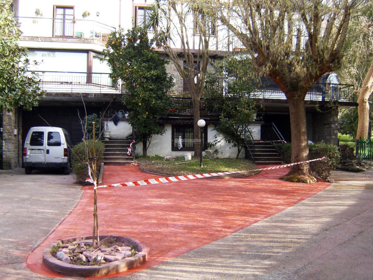 Pavimentacionde zona común y terrazas