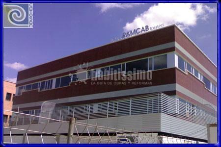 Edificio de Oficinas Ramcab en Tomares ( Sevilla)