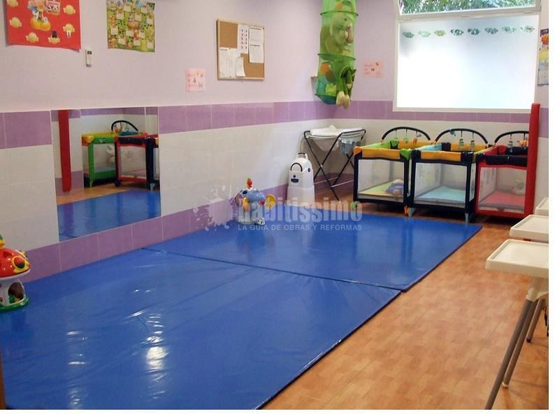 Proyecto de actividad escuela infantil