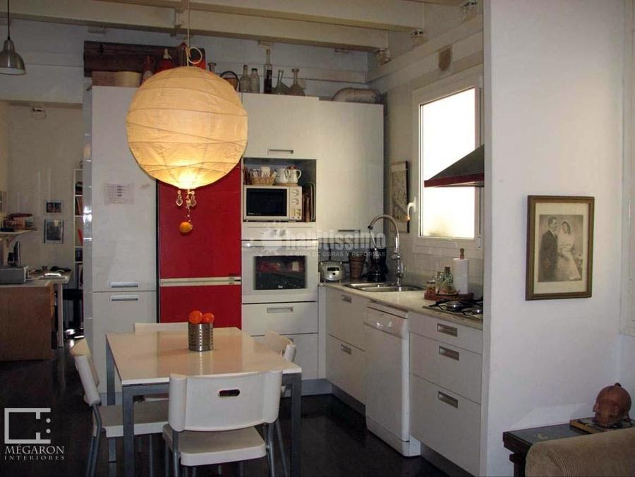 Reforma vivienda en Barrio del Guinardó, Barcelona.