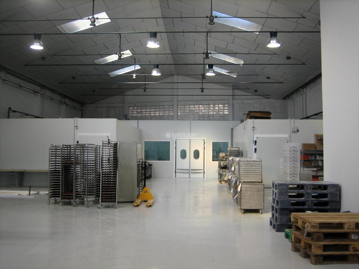 Realizacion  de proyecto integral de Rehabilitacion nave Industrial