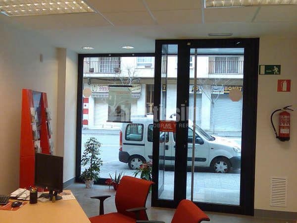 Proyecto integral de reformas en oficinas Mataró