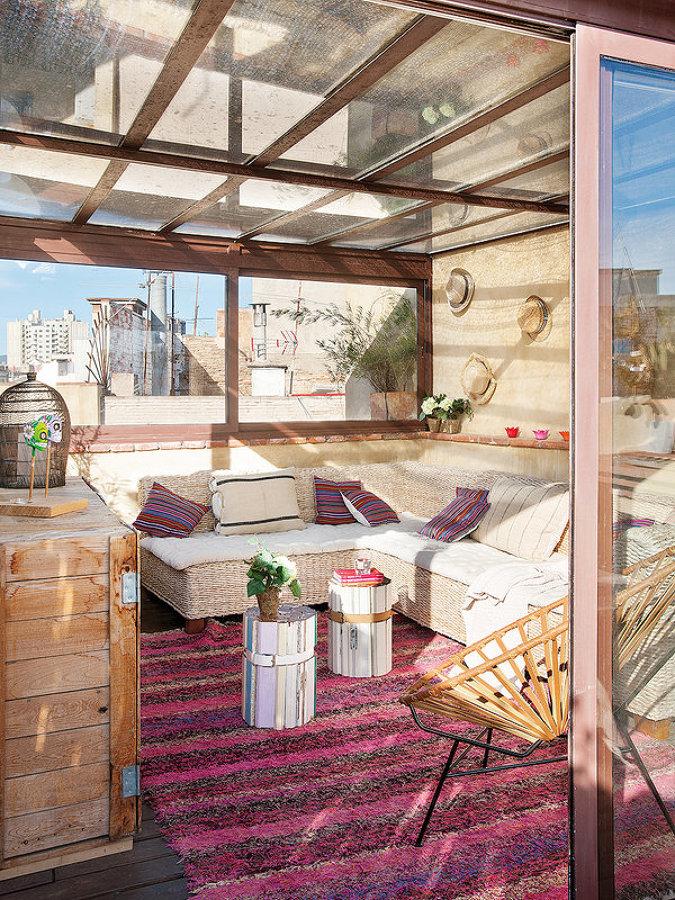 Cerramientos de terraza todo lo que hay que saber ideas - Como cerrar terraza ...