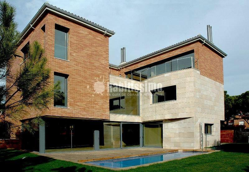 Viiviendas gav mar ideas construcci n casas - Casas gava mar ...