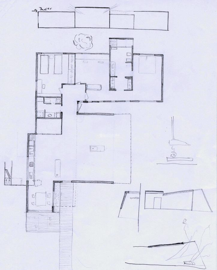 Proyecto de vivienda unifamiliar en Villa Gómez
