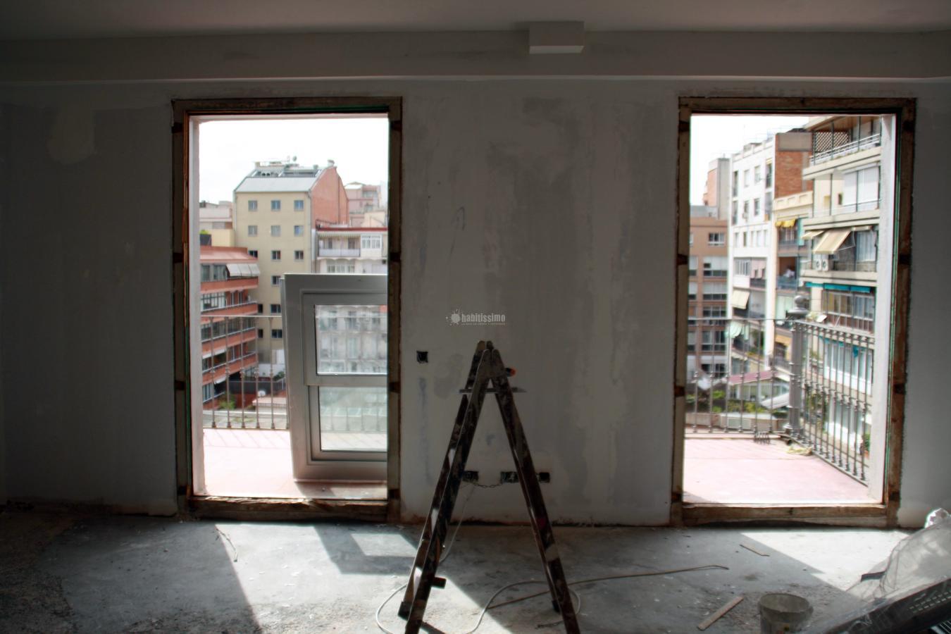 Reforma integral de piso en el Eixample