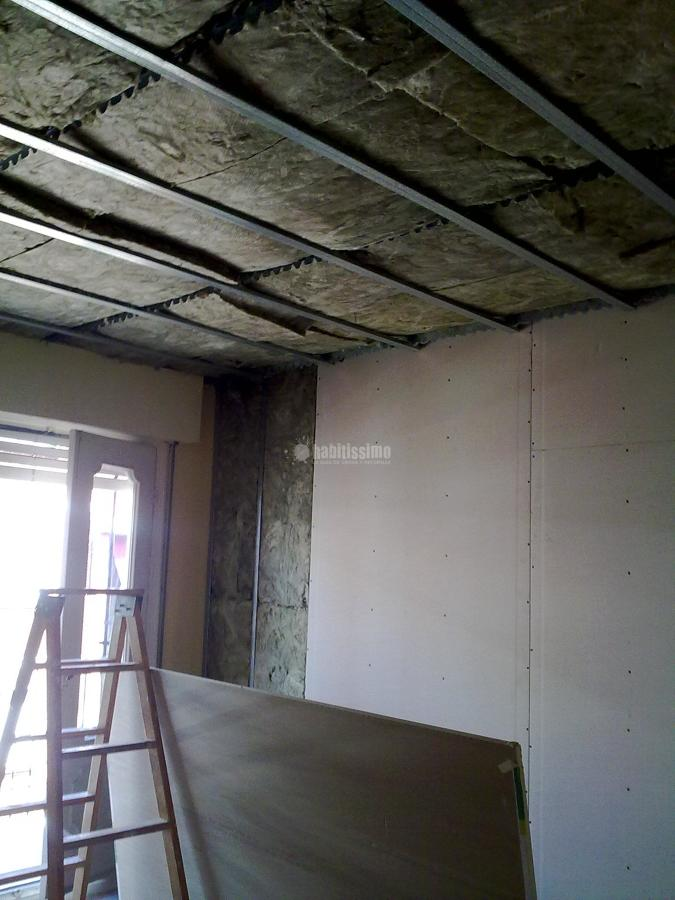 Aislamiento ac stico en techo vivienda ideas aislamiento - Aislamiento vivienda ...