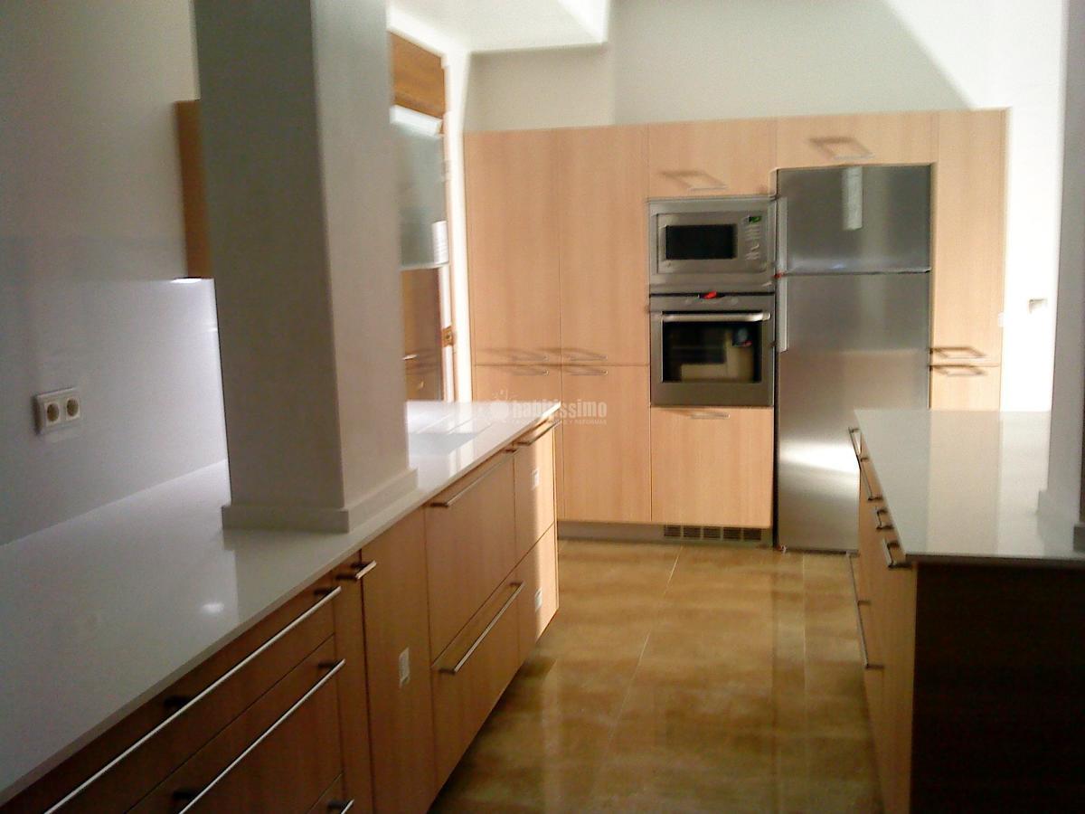Cocinas santos modelo ariane larancio ideas muebles - Precios cocinas santos ...