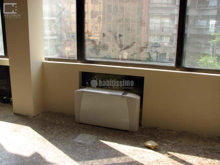 Foto reforma integral oficinas de m garon interiores - Reforma de interiores ...