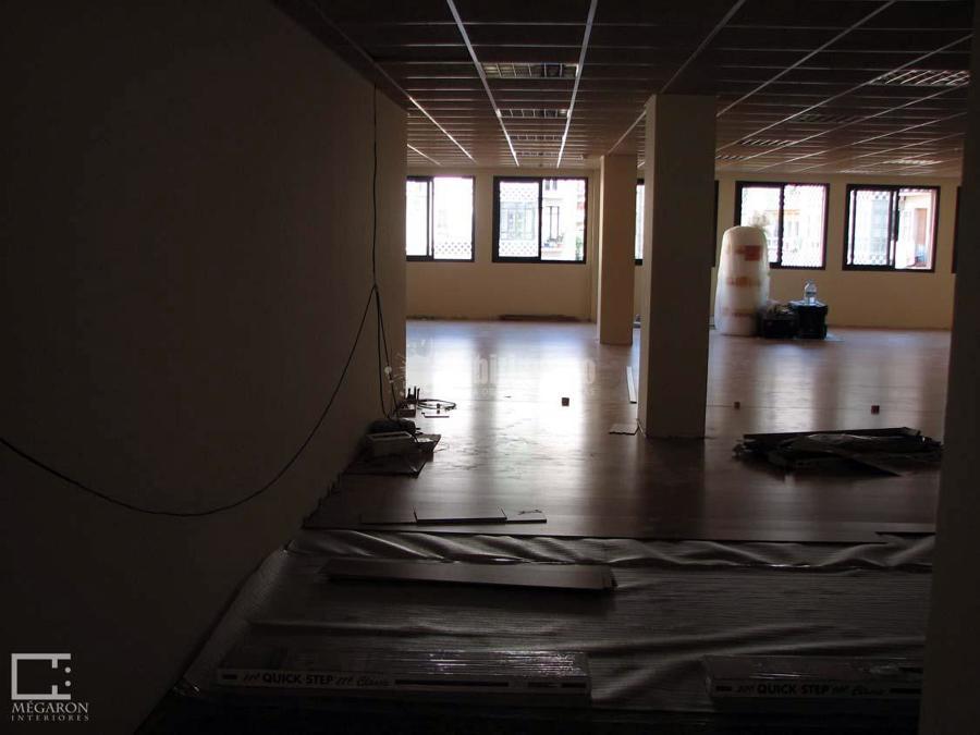 Reforma integral oficinas.