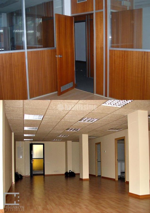 Reforma oficinas Barcelona.