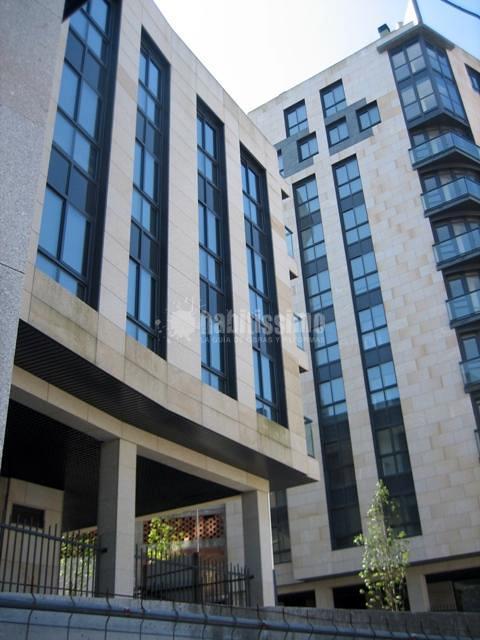 Edificio de 41 viviendas en vigo ideas construcci n casas for Casa moderna vigo