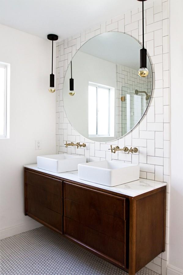 Baldosas Baño Blancas:Foto: Baño con Baldosas Blancas de Anna Gaya #840592 – Habitissimo
