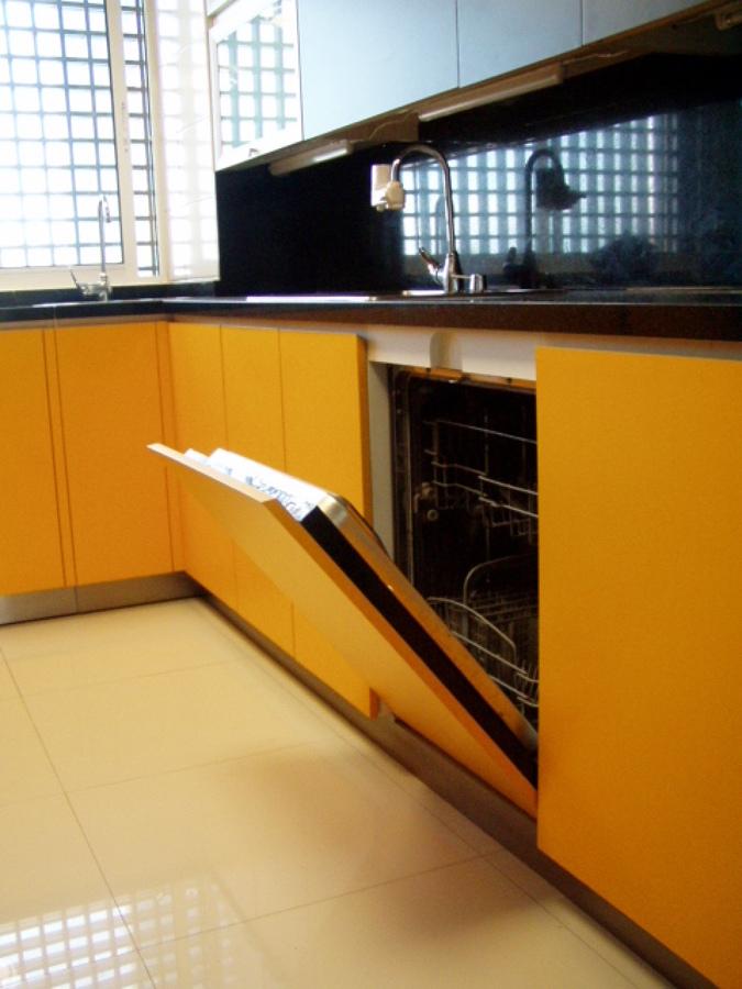 C mo limpiar el lavavajillas ideas limpieza - Como limpiar un lavavajillas ...
