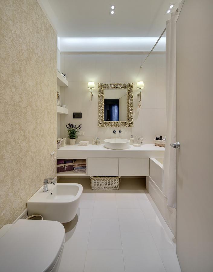 baño bombilla led