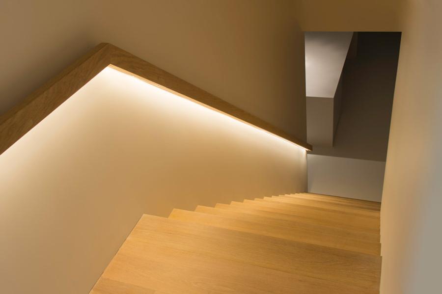 Ideas y Fotos de Iluminacin Escaleras para Inspirarte Habitissimo