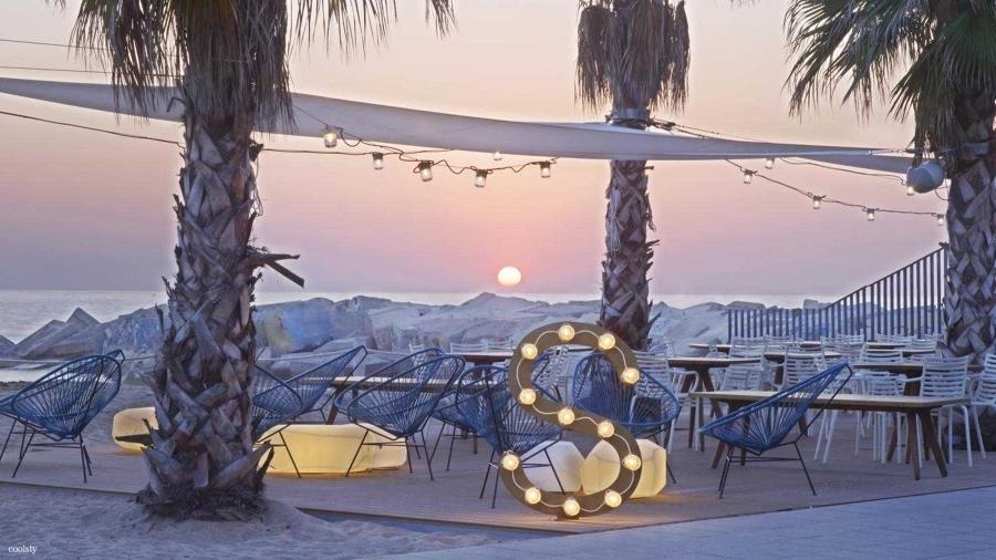 Hotel W terraza