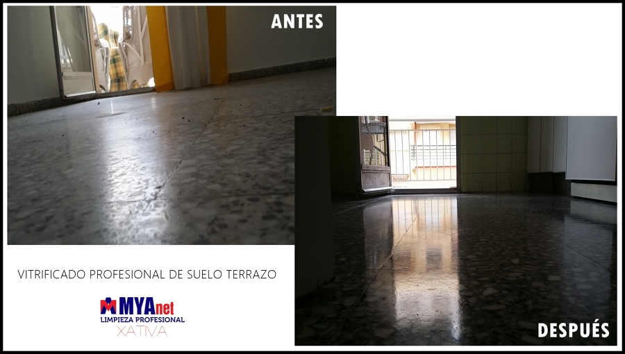 Foto abrillantado de suelo de limpiezas mya net 879336 - Mya valencia fotos ...