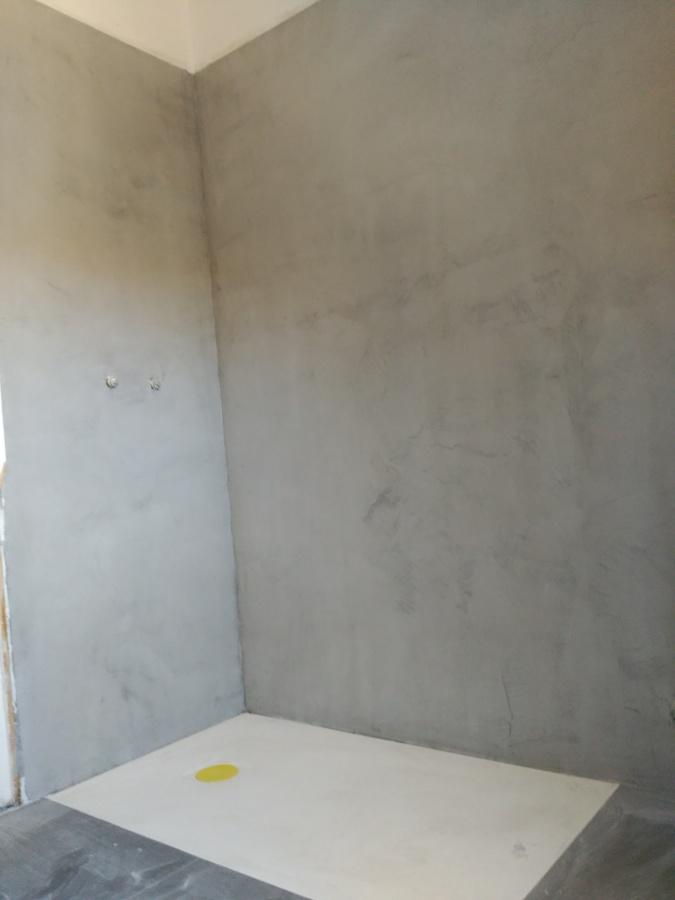 Revestido de cemento decorativo cement design sobre - Microcemento sobre azulejos ...