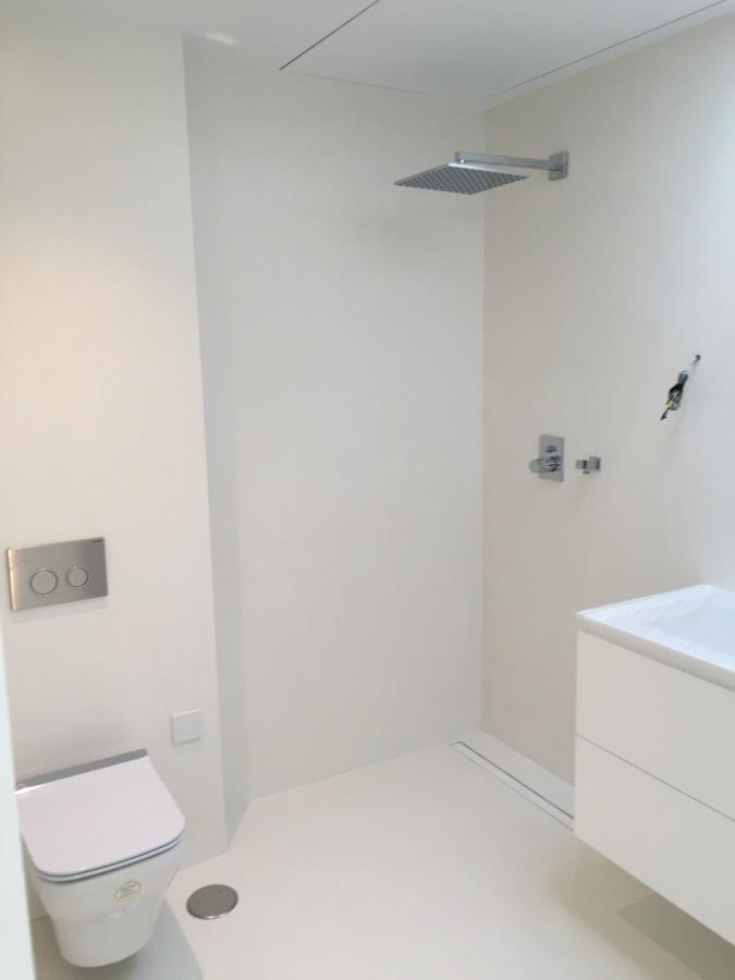Acabado microcemento baño dormitorio 2
