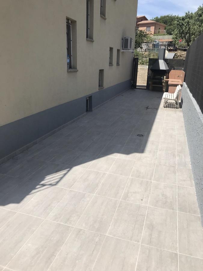 Acabado terraza