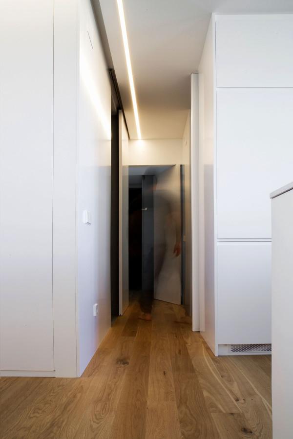 Acceso a dormitorios