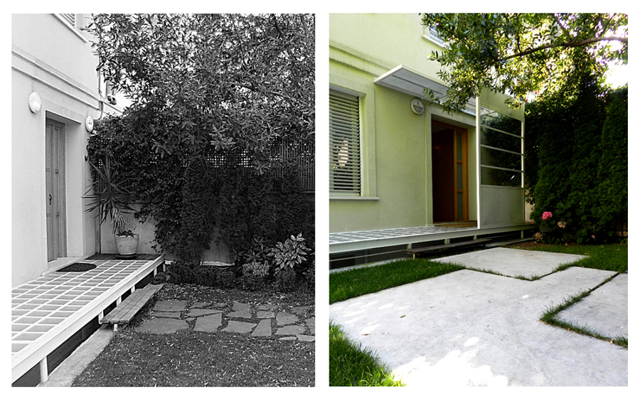Acceso a vivienda, antes-después