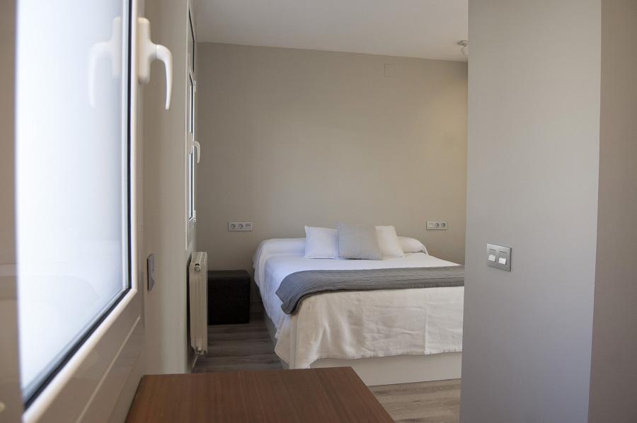 Acceso abierto dormitorio