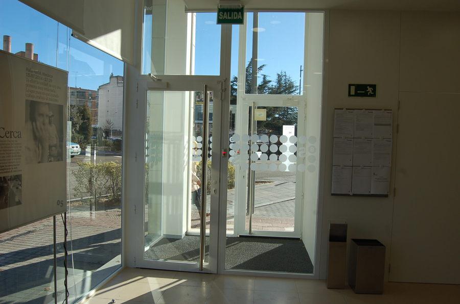 Oficina de banco en valladolid ideas arquitectos - Arquitectos en valladolid ...