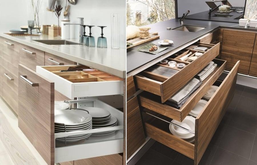 Organiza tu cocina con m ltiples accesorios ideas for Con que limpiar los armarios de la cocina