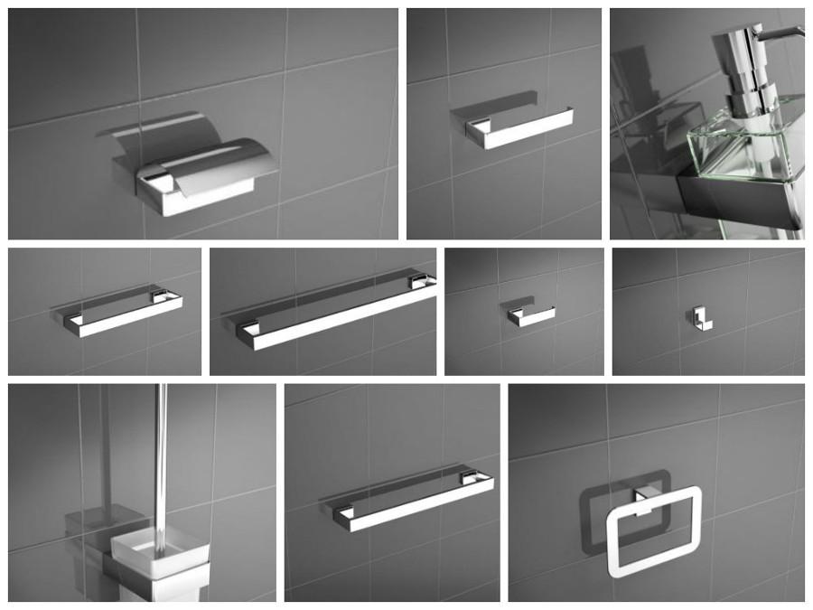 Accesorios de ba o ideas materiales construcci n - Accesorios para garajes ...